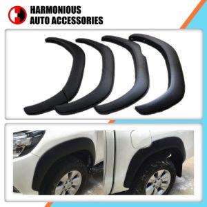 OE fachos de arcos das rodas para a Toyota Hilux Revo 2015 2016