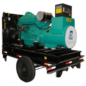 Cummins Trailer Type Diesel Generator Set 63kVA 50kw