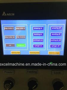 ノートまたはカレンダ(WB-520)のための自動らせんとじ機械