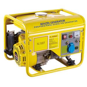 Pequeño generador de corriente 220V Taizhou Generador Gasolina