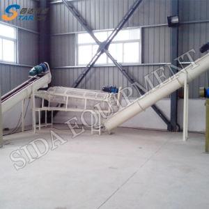 Ensemble complet de l'équipement automatique de la production de farine de l'igname au Nigéria