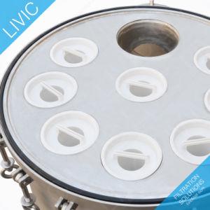 CF Q Chip do filtro de cartucho de corte e esmerilhamento de filtração de água