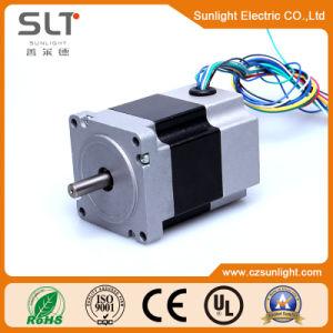 Alta eficiencia CC eléctrico DC sin escobillas Motorreductor para equipos médicos