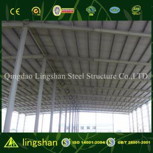 Estructura de acero prefabricados para la construcción de mejor edificio de acero para almacén
