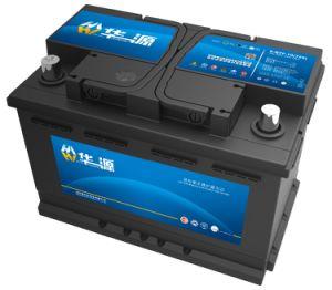 DIN75 12V 75Ah Mf selladas de plomo-ácido de batería de coche Auto