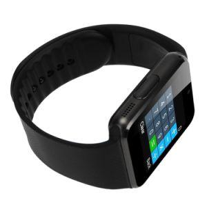 De slimme Gt08 Telefoon van het Horloge met de Monitor van het Tarief van het Hart, Polshorloge Slimme Bluetooth Gt08