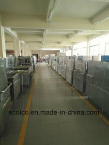 유리제 접지 닦은 기계 Eco T1