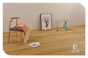 Oak Engineered Wood Flooring/casa/UV lubrificada/ pisos duros