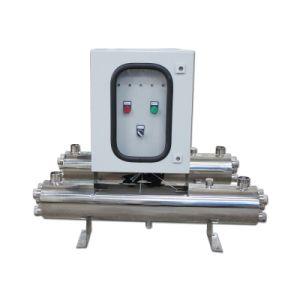 Impianto di per il trattamento dell'acqua UV ultravioletto dello sterilizzatore dell'acqua di purificazione di acqua