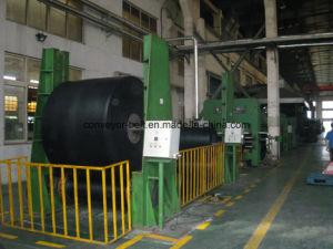 ISO 9001:2008 La cinta transportadora de goma y caucho Cinta de tela de carbón