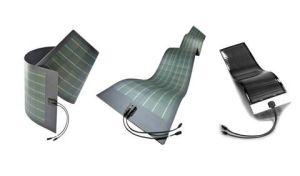 ETFEのCIGSの太陽電池パネルの適用範囲が広い折り曲げられる柔らかい材料か結晶Siのないペットラミネーション