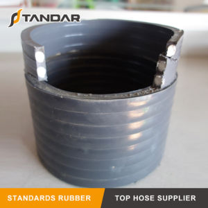 Hélice transparente de baixa temperatura mangueira de PVC de Sucção e Descarga