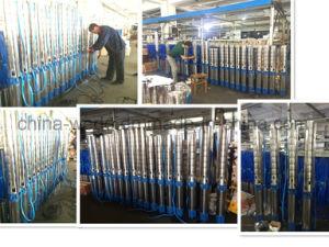 elektrische versenkbare tiefe Pumpe des Quellwasser-6sp60-5