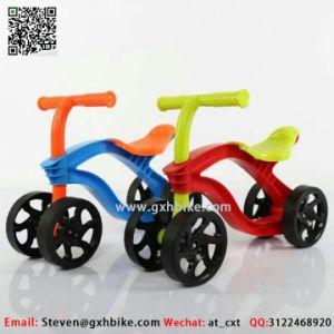 Bicicleta favorável ao meio ambiente do balanço dos miúdos/passeio de pouco peso em brinquedos