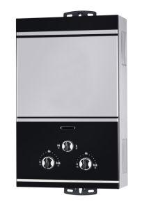 Tipo aquecedor de água a gás de combustão do duto - (JSD-C40)