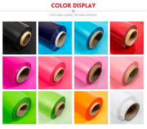 Película de PVC blando para juguetes inflables