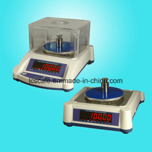 8 unidades 0,01 g de muestra doble balanza electrónica
