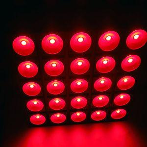Lamp van het Stadium van het PARI van RGB LEIDENE Matrijs 25PCS*9W van de Buis DMX de Lichte