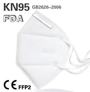 На складе одноразовые защитную маску класс FFP2 поверхности защитную маску подсети белый KN95 N95 маску для лица