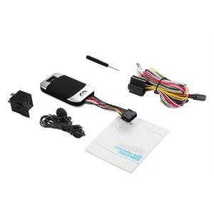 Voiture Mini étanche Tracker véhicule GPS tracker GPS avec le capteur de carburant / microphone & Andforid APP