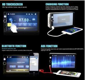 7 Polegadas carro TFT HD player de MP5 com ios e Android Market Link do Espelho