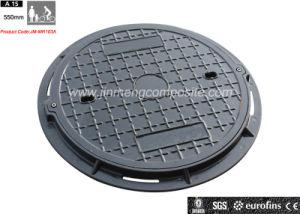 SMC材料En124のAnti-Corrosion合成のマンホールカバー