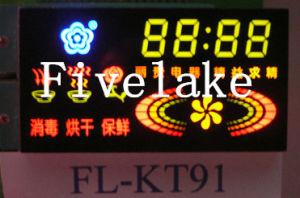 DEL faite sur commande Segment Display Module pour Disinfector Appliance (KT91)