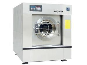 Extracteur de lave-glace 100Kgs, machine à laver industrielles automatique