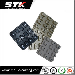 Electronic Components를 위한 OEM Custom Silicone Rubber Molding Parts