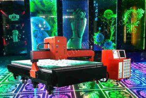 Machine de gravure à haute fréquence de laser (HSGP-LB)