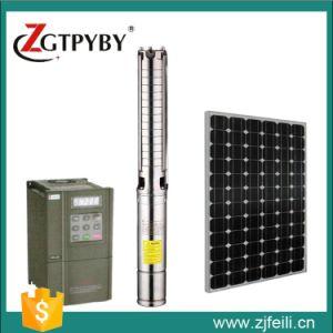 관개 태양 강화된 구멍 펌프를 위한 태양 수압 펌프 태양 에너지 펌프