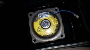 Générateur de gaz de voiture