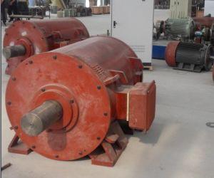 2000kw 350rpm Horizontal a baja velocidad del generador de imanes permanentes