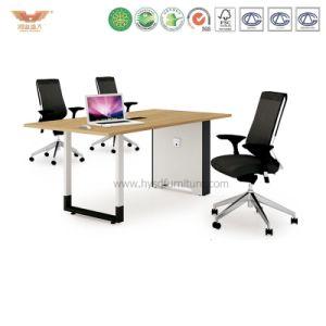 Reunião de mobiliário de escritório moderno banco Tabela de treinamento (H90-0366)