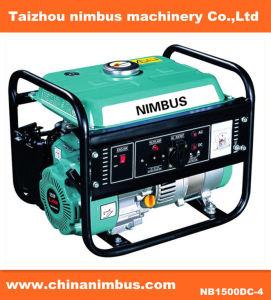 1KW gerador gasolina elétrica Nb1500DC-4