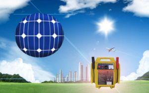 Stazione di energia solare di Sun