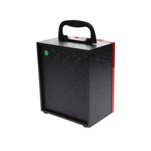 Ms-129Alto-falante Bluetooth bt com LED Flash Alimentado por USB Alto-falante de 5 V