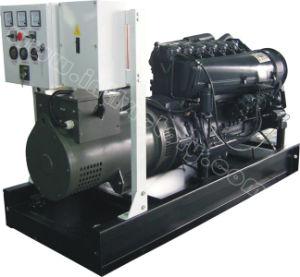 10kVA~160kVA Air-Cooled Deutz Diesel Genset avec CE/Ciq/Soncap Certifications