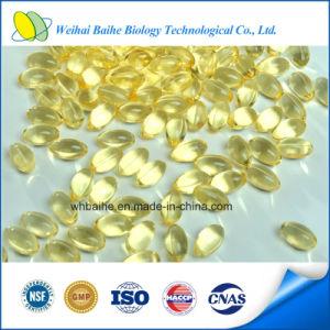 Natuurlijke voeding Organisch Omega 3 de Vitamine E Softgel van de Olie van het Lijnzaad