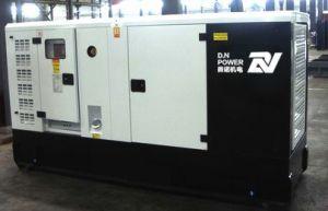 Turbo & Resfriada gerador diesel de tipo aberto com o Lls Motor