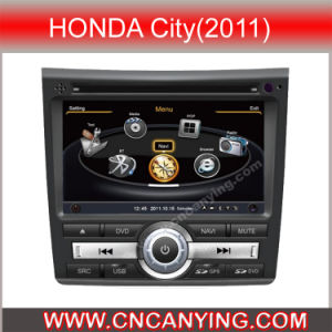 GPS, A8 Chipset Dual Core 1080P V-20 Disc WiFi 3G 인터넷 (CY-C101)를 가진 Bluetooth를 가진 Honda 시 (2011년)를 위한 특별한 Car DVD Player