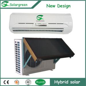 ハイブリッド太陽壁の分割されたエアコンを冷却し、熱する9000BTU