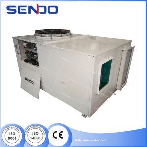 3ton a 110ton Refrigeração Unidades embalados no último piso Aquecimento Central, Ar Condicionado