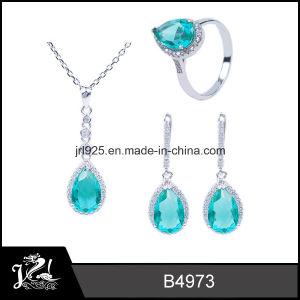 2015 Bridal Glass CZ Jewelry Set