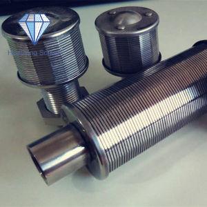 De Pijp van de Filter van de Zeef van het roestvrij staal