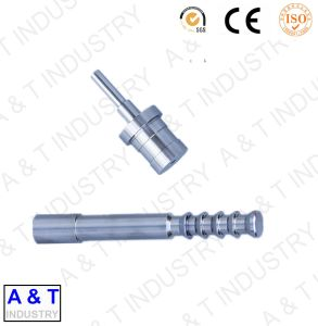 CNC Aangepaste Delen van het Malen van het Messing/van het Aluminium/van het Roestvrije Staal