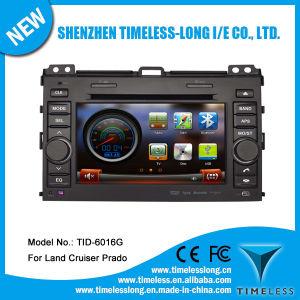 GPS Bt 3G (TID-6016)를 가진 Toyota 땅 Cruiser Prado를 위한 차 Auto DVD