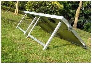 Портативная Солнечная панель моно 120W складные складные наушники для кемпинга с неисправного автомобиля