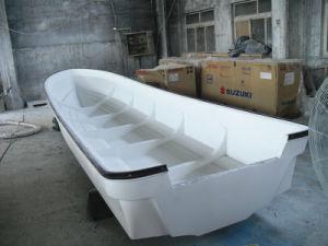23FT / 7m Wasen Panga de fibra de casco simples do tipo de embarcação