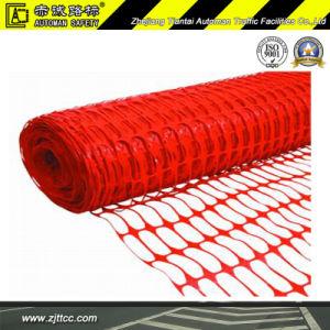 Le Chili Unti-UV en plastique orange clôture d'avertissement de sécurité (CC-BR-08040)